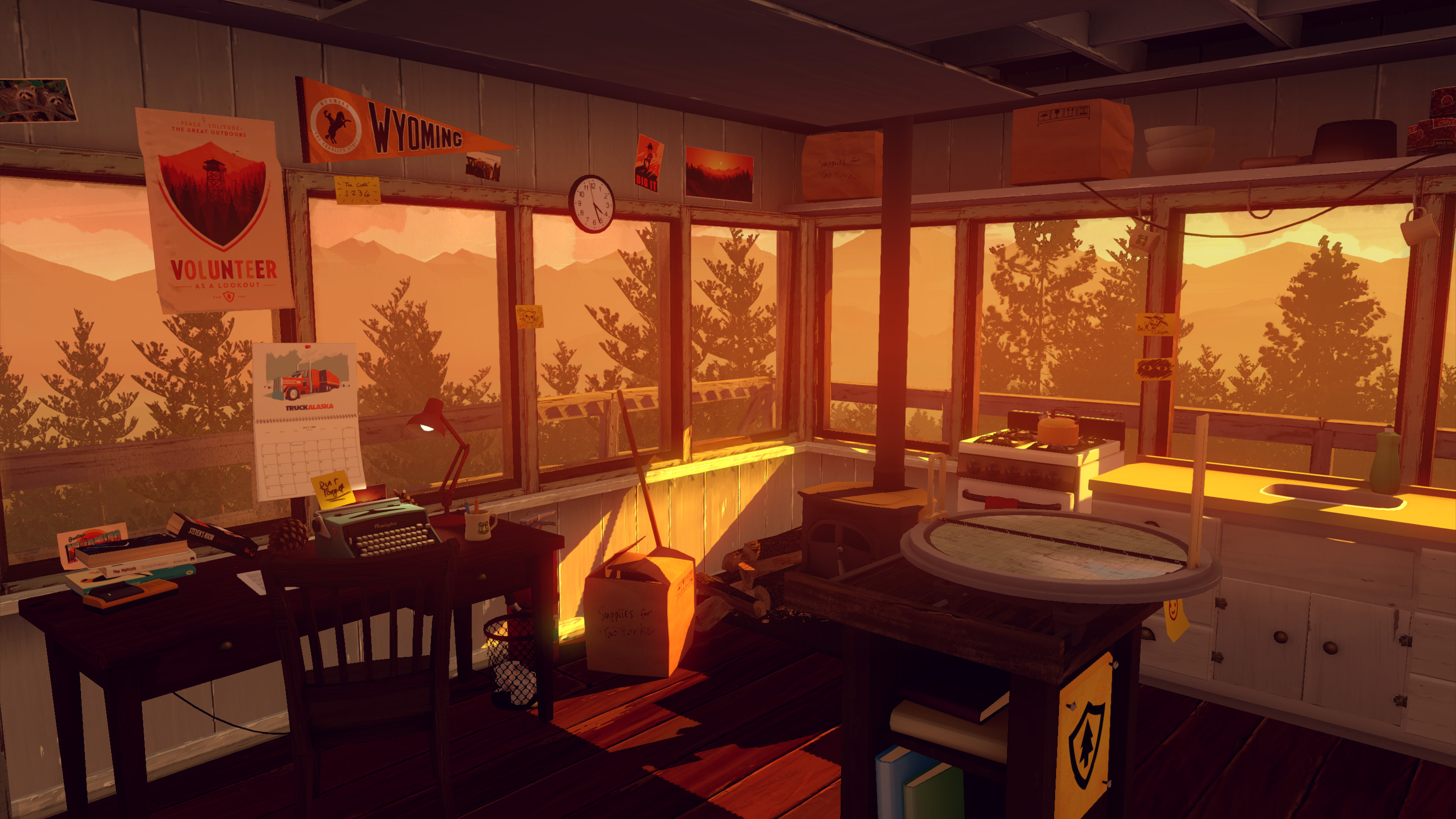 Firewatch: Out now for Windows, Nintendo Switch, PlayStation 4, Mac, and Linux