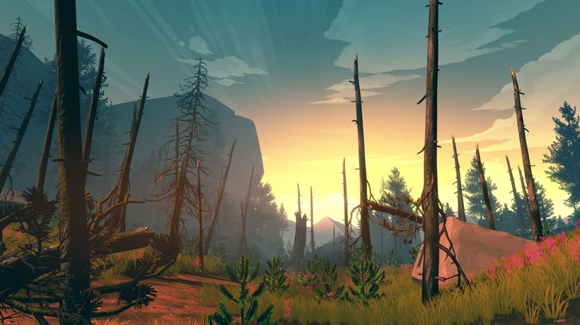 Firewatch screenshot